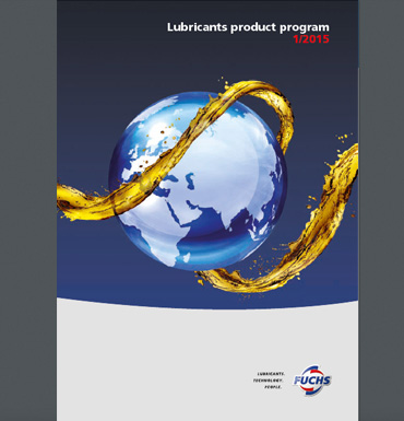 FUCHS Lubricants product program