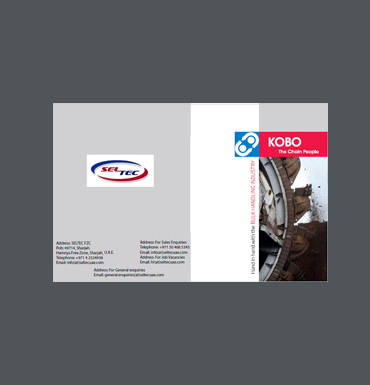 KOBO UAE Bulk Material Handling Chains