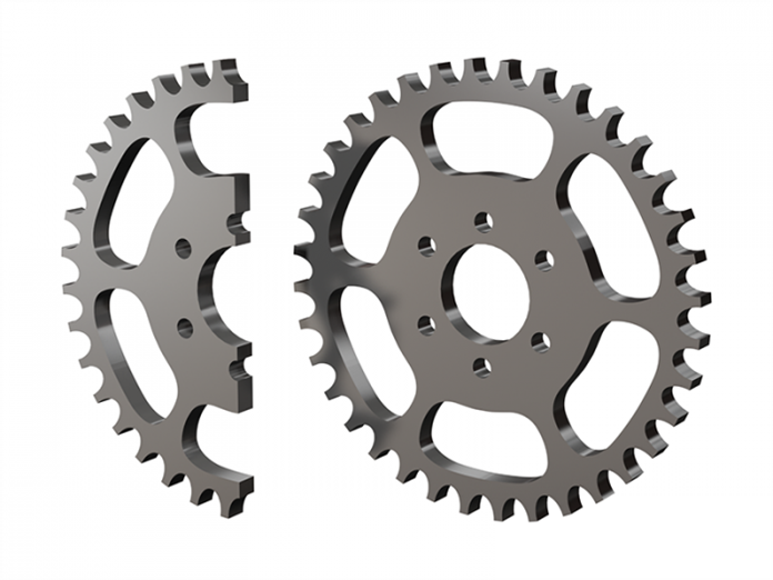 Buy with & without Hub sprockets Online Suppliers, Dealers